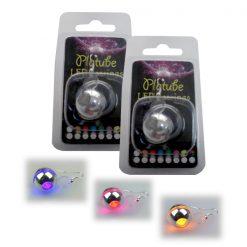 Platube LED Earrings - Multi Color