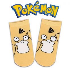 Pokemon Psyduck Socks - Yellow