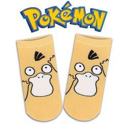 Pokemon Psyduck Socks - Yellow
