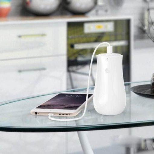 Portable Mushroom LED Lamp With 8000 MAH PowerBank