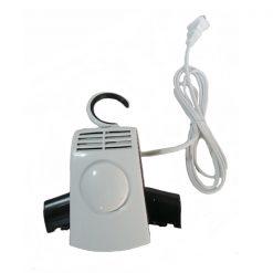 Portable Hanger Clothes Dryer - White/Black