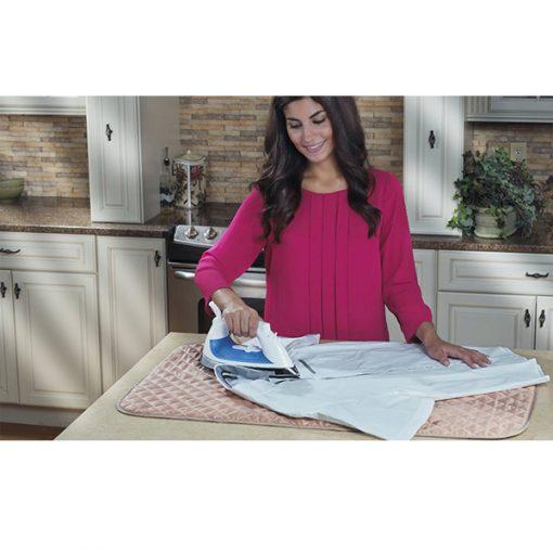 Portable Ironing Pad - Beige