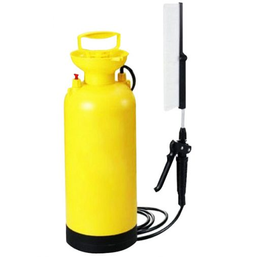 Portable Manual Pressurized Car Wash Tank 12 Liters