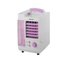 Portable Mini Evaporative Air Cooling Fan - Pink