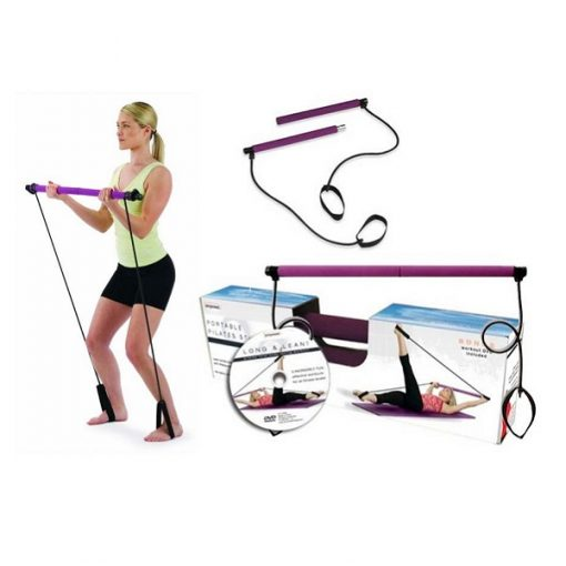 Portable Pilates Studio With Workout DVD