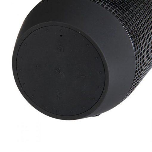 Pulse Wireless Bluetooth LED Speaker - Black