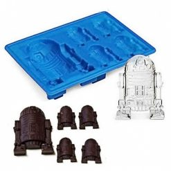 R2D2 Silicone Ice Cube Tray - Blue