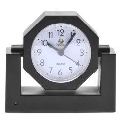 RF Wireless Analog Clock with Hidden Camera