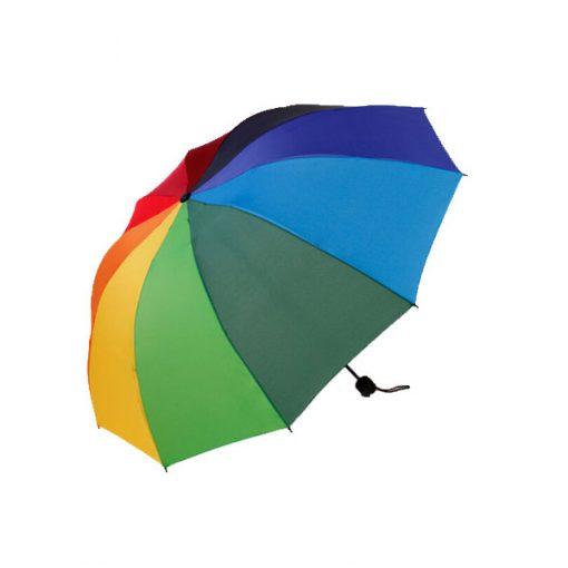 Rainbow Folding Umbrella