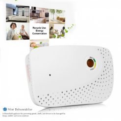 150 ml Rechargeable Mini Dehumidifier - White