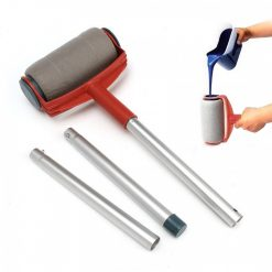 Refillable Paint Roller Runner - Brown