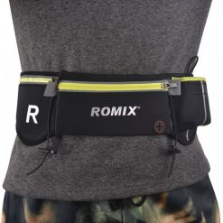 Romix Outdoor Waist Bag - Black