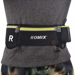 Romix Outdoor Waist Bag - Black