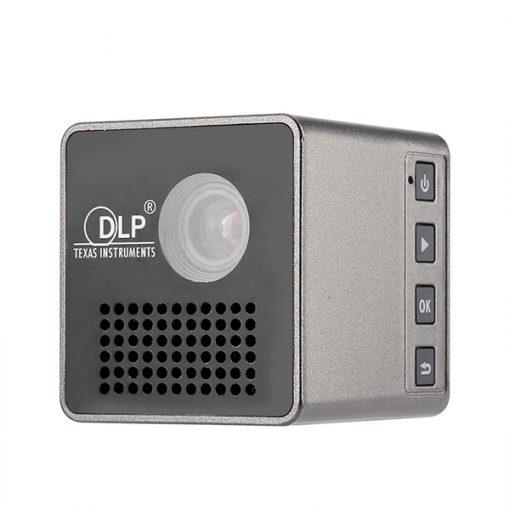 DLP Micro Projector - Black