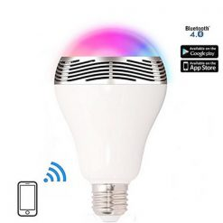 Bluetooth Smart LED Bulb