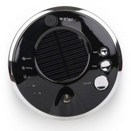 Car Solar Anion Air Purifier - Black