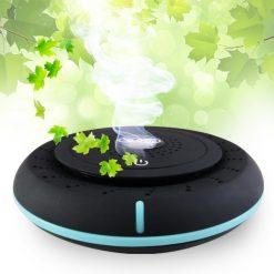 Car Solar Anion Air Purifier - Turquoise