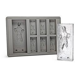 Hans Solo Ice Cube Tray - Grey