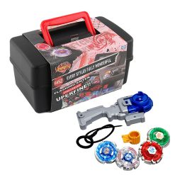 Beyblade Toolbox Children Toys Storage Box - Black