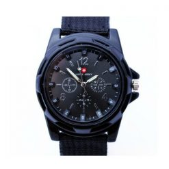 Analog Army Watch - Blue