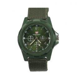 Analog Army Watch - Green