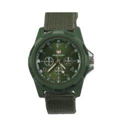Analog Army Watch - Green