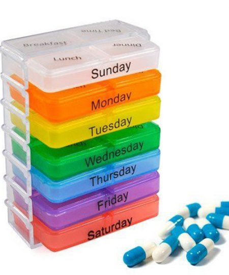 Medicine Storage And Organizer