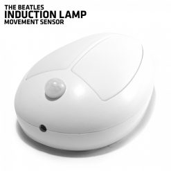 Human Body Induction Night Light Cabinet, Lamp - White