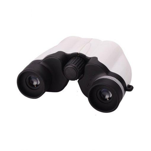 Mini Binocular Telescope Compact 10 x 21mm - White