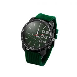 Men Stainless Sport Watch - Green
