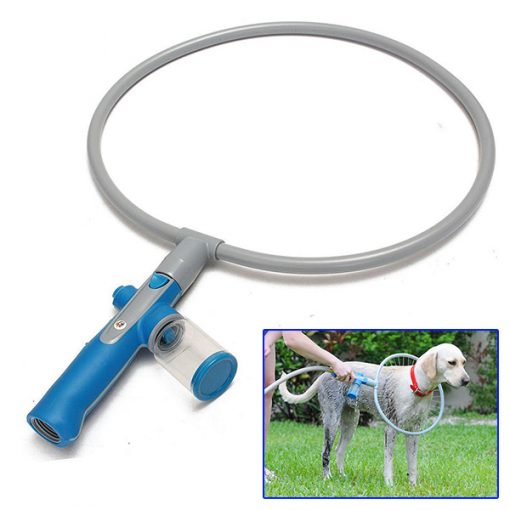 42cm Woof Washer 360 Cleaning Spray - Blue