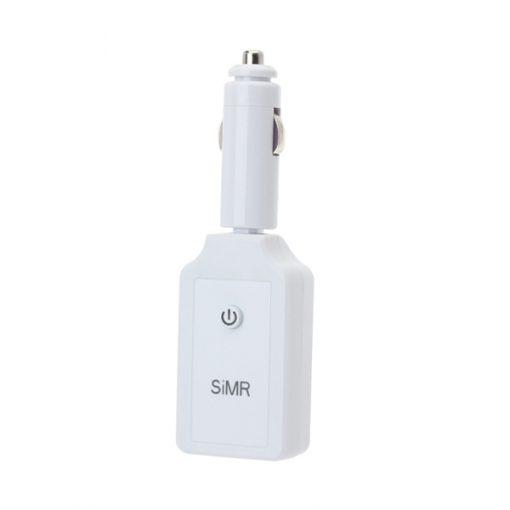 Car Air Purifier - White