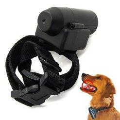 Dog Bark Terminator Spray Collar