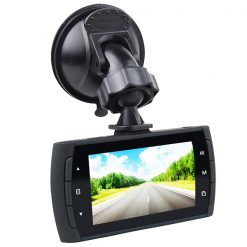 Aladdin Car DVR Vehicle Blackbox - Black