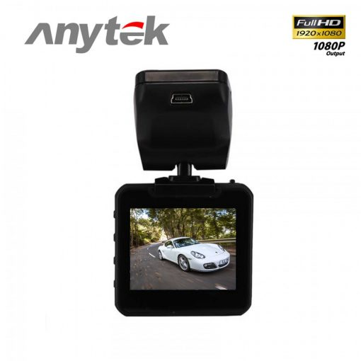 Anytek B10 Car Dashcam - Black