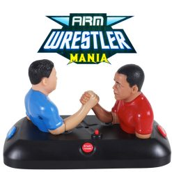 Arm Wrestler Mania Funny Game - Black