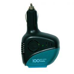 Aukson 100W Power Inverter - Green/Black
