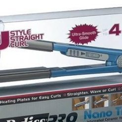 Babyliss Pro Nano Titanium Hair Straigthening, Curling, and Waving Iron