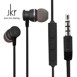 JKR 313 HiFi Earphone - Black