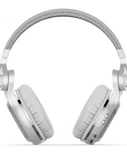 Bluedio Turbine T2 Bluetooth 4.1 Foldable Headphone Headset - White