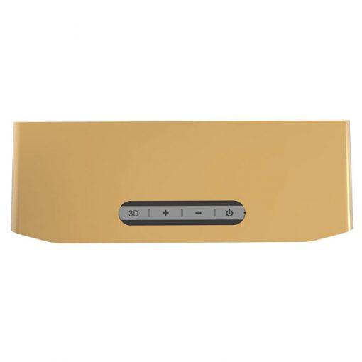 Bluedio BS-2 Portable Wireless Bluetooth Stereo Hifi Mini Speaker - Gold