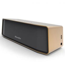 Bluedio BS-2 Portable Wireless Bluetooth Stereo Hifi Mini Speaker - Gold