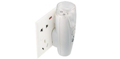 3 in 1 Flashlight Nightlight Emergency Light