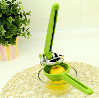 Heavy Duty Citrus Hand Pressed Juicer - Green