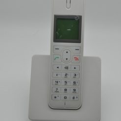 Cordless GSM FWP Wireless Landline Fixed Wireless Mobile Phone - White