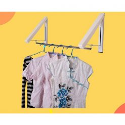 75 cm Hidden Type Wall Mounted Clothes Hanger