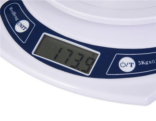 7Kg Electronic Kitchen Scale