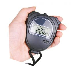 Handheld Digital Stop Watch