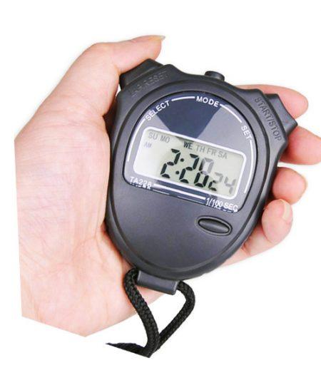 Handheld Digital Stop Watch