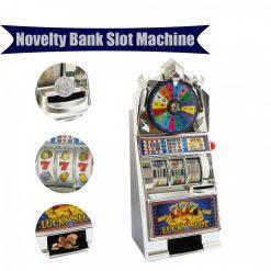 Bank Slot Machine - Silver